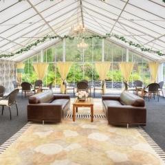 Conservatory venue at Loch Lomond Waterfront