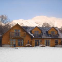 Stewart-Lismore in snow