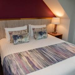 Lodge 10 - Double bedroom