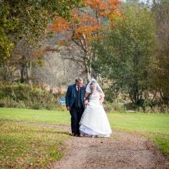 An Autumn wedding at Loch Lomond Waterfront